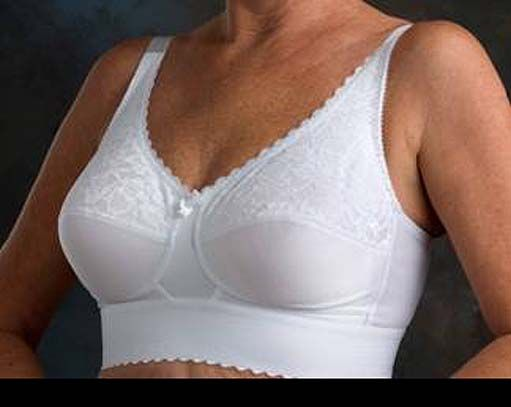 Nearly Me Lace Wide Mastectomy Bra Larger Sizes Wph