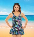 Style THE 996-80/739 -  T.H.E. Mastectomy Swim Dress - Great Fit