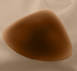 Style Classique 748 -  Classique Silicone Breast Form 2027 - Color Tawny Only