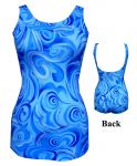 Style 1725-40 - Mastectomy Swimsuit by Ceeb