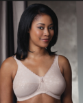 Style 4015 -  Trulife Mastectomy Bra - 4015 Cool Max Soft Cup