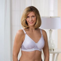 Style 1660 - Almost U Style 1660 - Seamless Molded Cup Bra - 2 Bras Per Package!