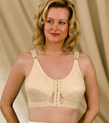 Style 200sale - Trulife Mastectomy Bra Front Closure Model 200 ON SALE *