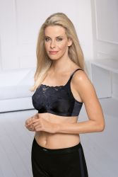 Style 2118 - Model 2118 - Amoena Mastectomy Cami Bra