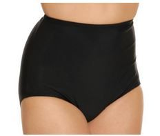 Style THE 806/SALE -  T.H.E. SWIM FULL PANTY SELECTED SIZES-On Sale