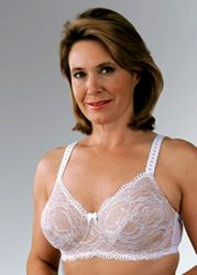 Style 766 - Classique Mastectomy Underwire or Soft Cup Bra