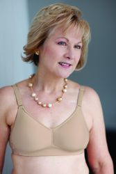 Style ABC 114 -  American Breast Care Casual New Seamless T-Shirt Mastectomy Bra