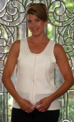Style 369 - Gentle Touch Post Mastectomy Camisole