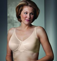Style 8000 - Trulife Mastectomy Softcup Bra - N8000 - 2 Bras Per Pack! At A Great Price!