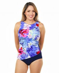 Style THE 1008-60H/764/410 -  T.H.E. Mastectomy Highest Front Neck Line  Most Coverage