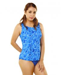 Style THE 32-60/762 -  T.H.E. Mastectomy Tankini Top - Perfect Fit