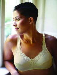 Style ABC 101 -  American Breast Care Lace Front Bra
