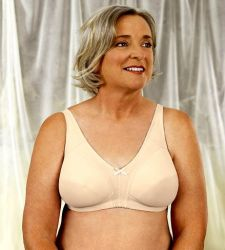 Style ABC 102sale -  American Breast Care M-Frame Mastectomy Bra - ON SALE *