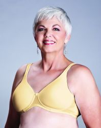 Style ABC 106sale -  American Breast Care T-Shirt Mastectomy Bra - ON SALE! *