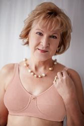 Style ABC 103 -  American Breast Care The Rose Contour Mastectomy Bra - Now In AA Sizes