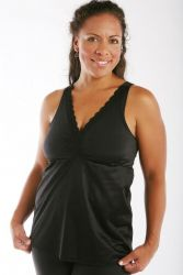 Style LFSC - Ladies First Mastectomy Pocketed Cami and Support Slip