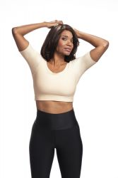 Style Wearease 785 -  Wearease Compression Crop Top