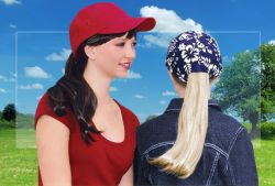 Style CAPS - Hats with Hair - All The Caps!