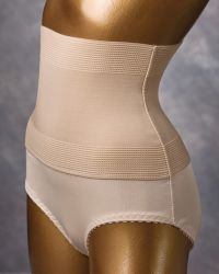 Style Nearly Me Support Panty -  Nearly Me High Waisted Support Panty
