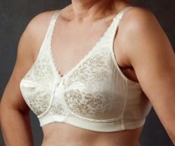 Style Nearly Me 640 -  Nearly Me Mastectomy Bra Model 640 - NEW! - Larger Sizes