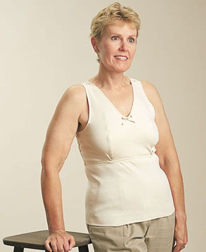 a3c9dccb48ff7 Style Original Softee - Ladies First Softee® VEE Mastectomy Camisole ...