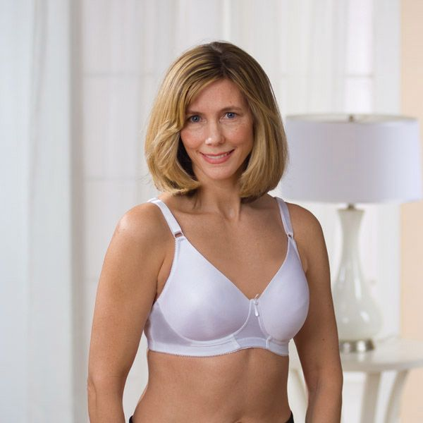 603c95ffc9 Style 1660 - Almost U Style 1660 - Seamless Molded Cup Bra - 2 Bras Per