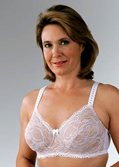 cbf43cf7a4 Classique Mastectomy Lace Bra w Lining - Underwire or Soft Cup