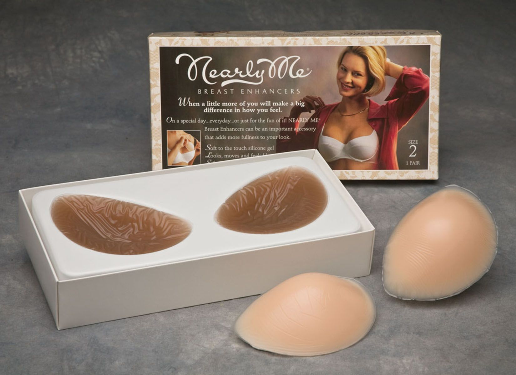 ece735c694f Nearly Me Silicone Breast Enhancers - True Enhancement