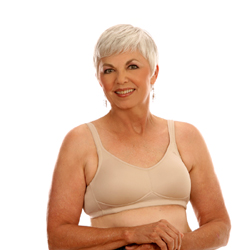 American Breast Care Seamless Molded Cup Enhance Bra