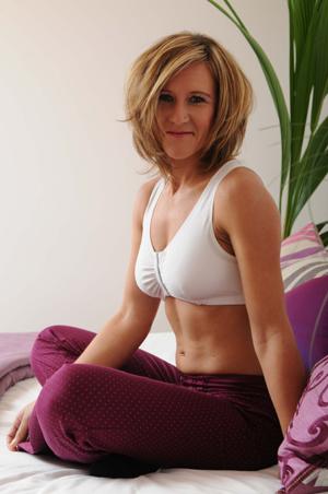 American Breast Care Mastectomy Leisure Bra Model 110 Wph
