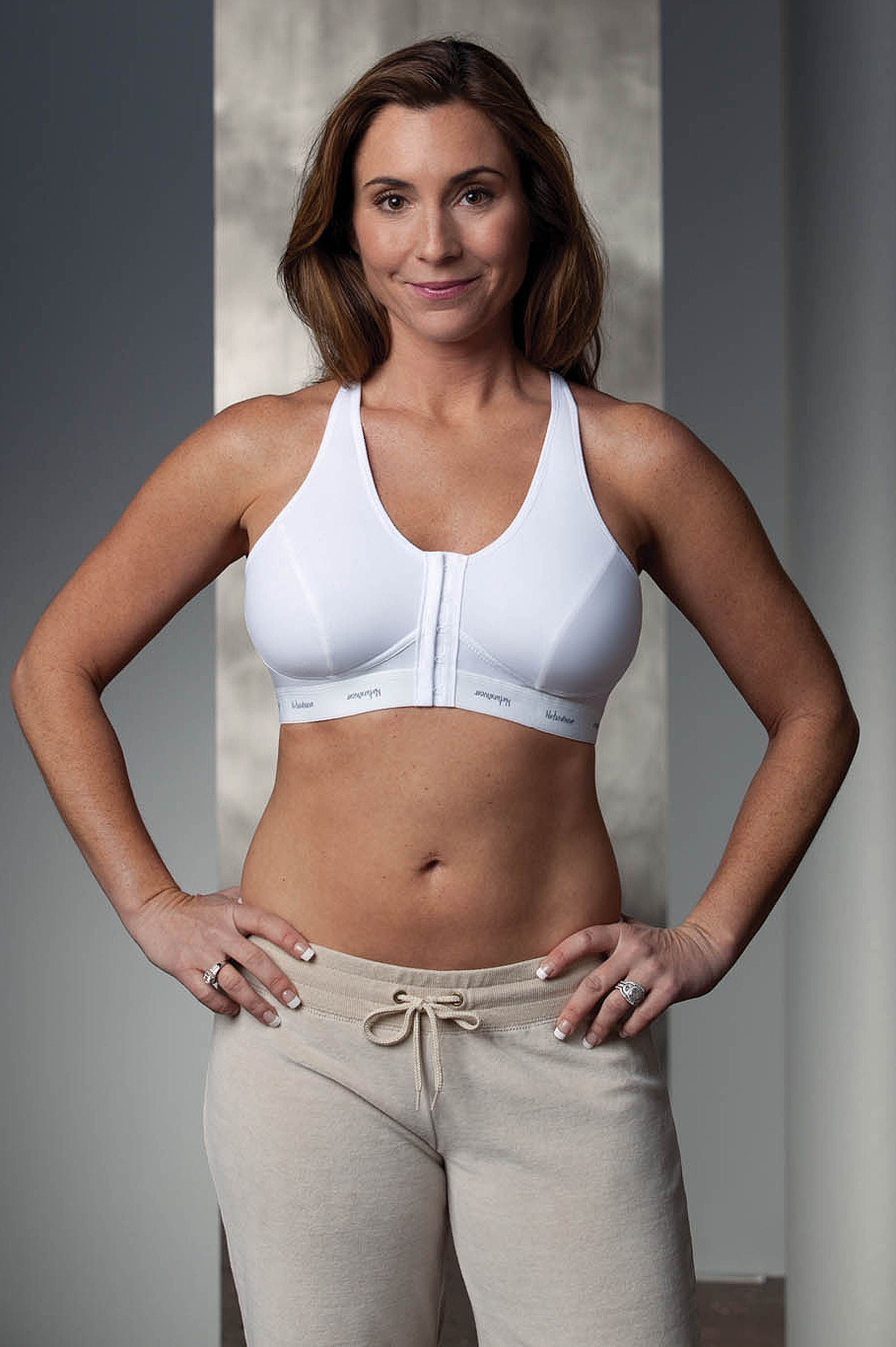 In Search of the Perfect Sports Bra